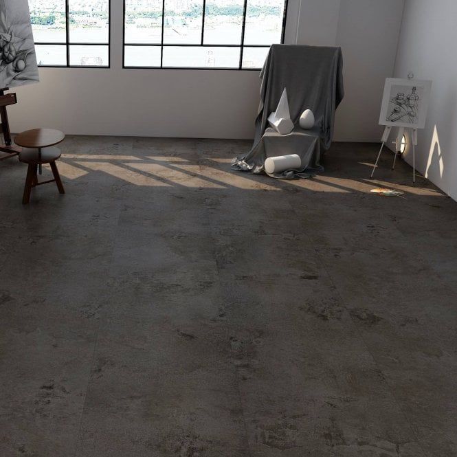 Rushmore - LVT Flooring - Shadow Slate