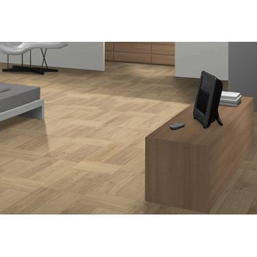 Signature - 8mm Parquet Laminate 8mm - Splendour Oak