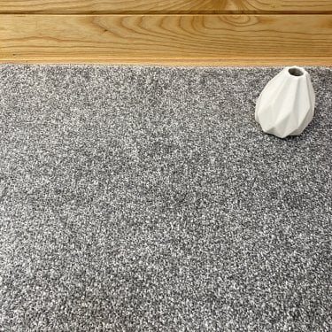 Soft Touch 850 - Mid Grey Carpet - Medium Pile Height / Medium Density