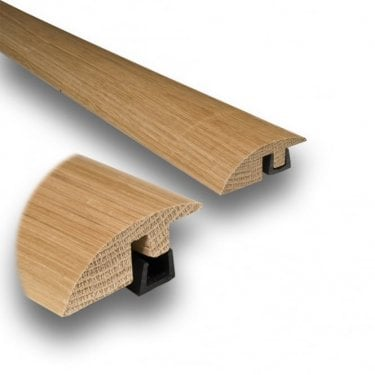 Solid Oak Ramp Profile 0.99m