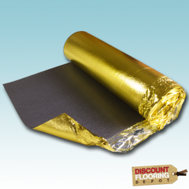 Sound Master Gold 5mm Underlay 15m2
