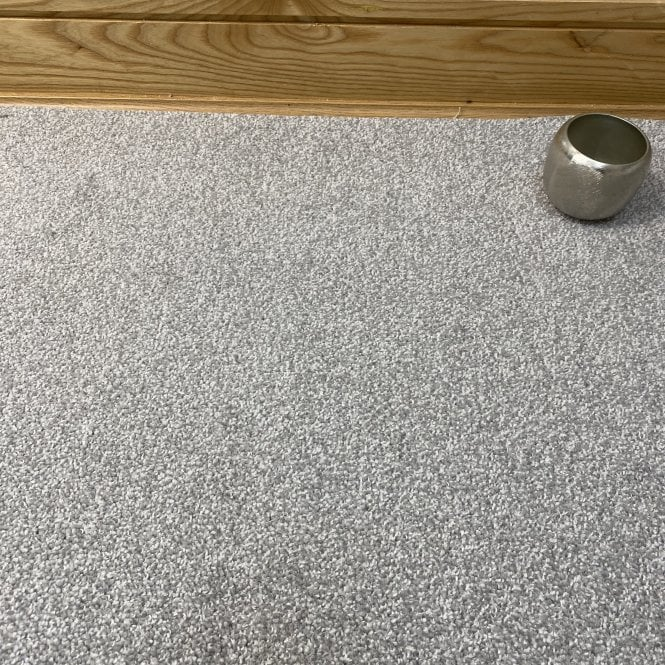 Sparta 73 - Light Grey Carpet - Short Pile Height / Light Density