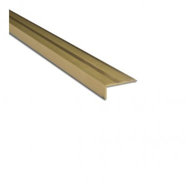 Stick Down Edge Trim 8mm Gold 0.9m