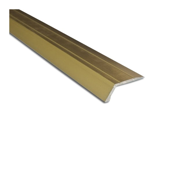 Stick Down Ramp Edge 8mm Gold 0.9m