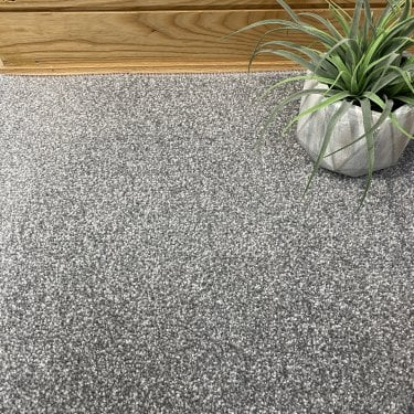 Superb 76 - Mid Grey Carpet - Medium Pile Height / Medium Density