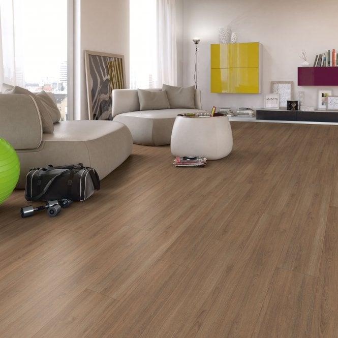 Superior - 7mm Laminate Flooring - Coffee Oak