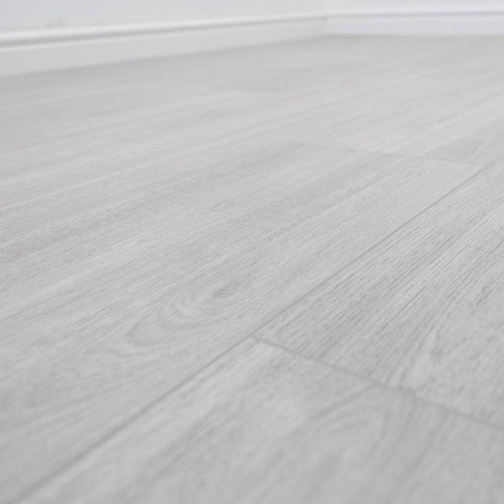Superior Moon Grey Laminate, White And Grey Laminate Flooring