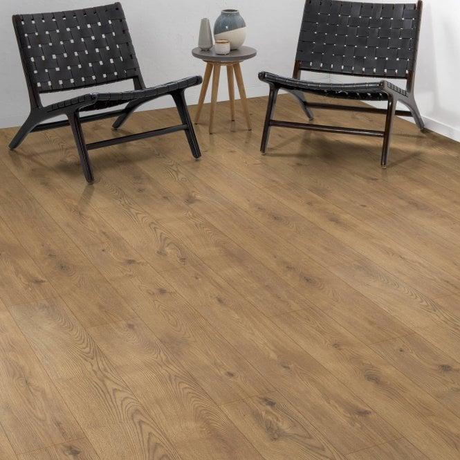 Sydney - 7mm Laminate Flooring - Golden Oak