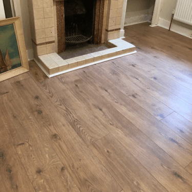 Sydney - 7mm Laminate Flooring - Golden Oak