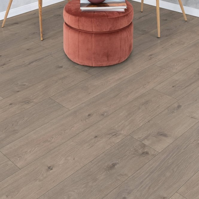 Sydney - 7mm Laminate Flooring - Moorland Grey