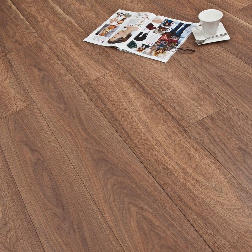Papaya Walnut 7mm Laminate Flooring