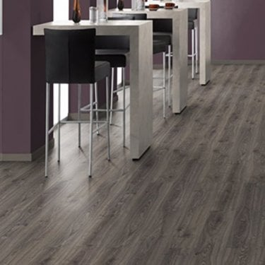 Sydney Dark Ash Oak Laminate Flooring 7mm Flat AC3 2.48m2