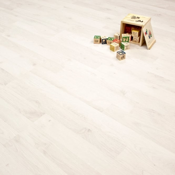 Sydney White Oak 7mm Laminate Flooring