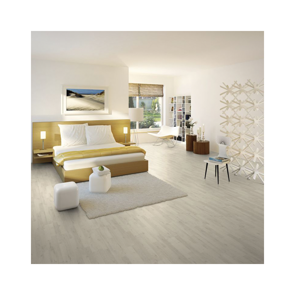 White Laminate Flooring quattro 8 loft white laminate flooring Sydney White Oak Laminate Flooring 7mm Flat Ac3 248m2