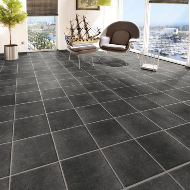 Palladino Dark 7mm Laminate Tile