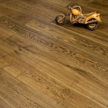 Timeless - 18/5mm x 150mm Engineered Flooring - Oak Hand Scraped Brandy