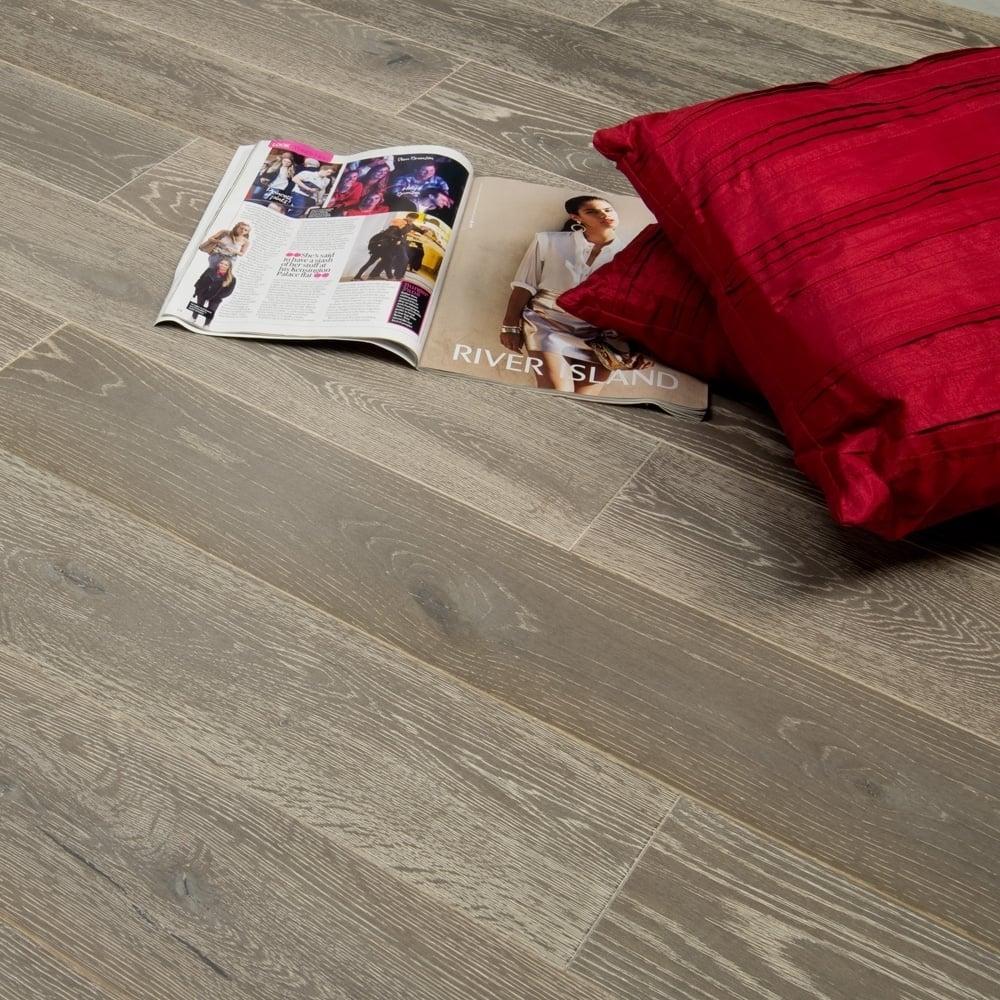 Timeless Engineered Flooring 18 5mm X 150mm Oak Smokey