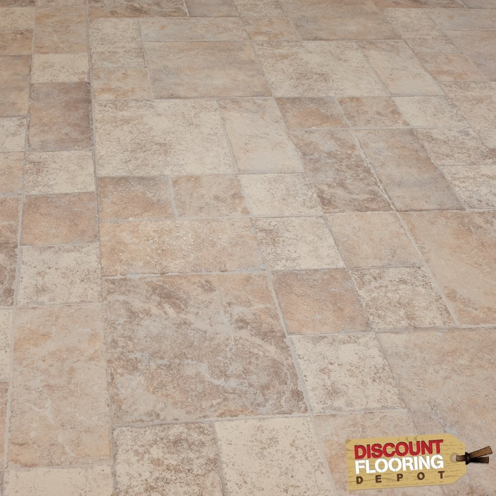 Toronto Spanish 8mm Flat Ac3 Tile Laminate Flooring From Discount Flooring Depot Uk