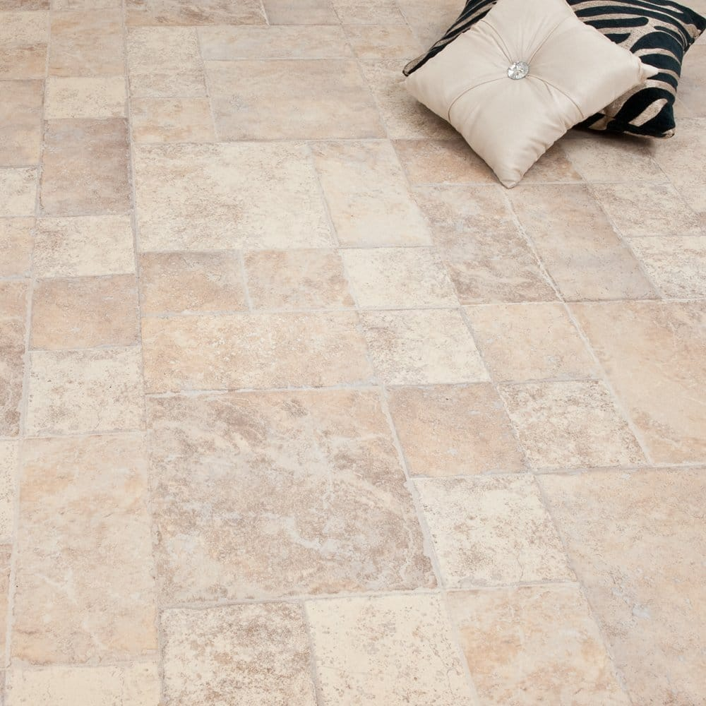 Toronto spanish 8mm flat ac3 tile laminate flooring 2 for Laminate wood tile flooring