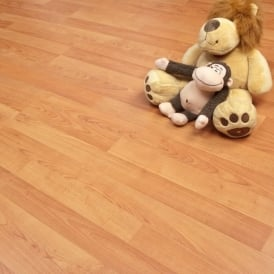 Urban Cherry 7mm Laminate Flooring Flat AC3 2.4022m2