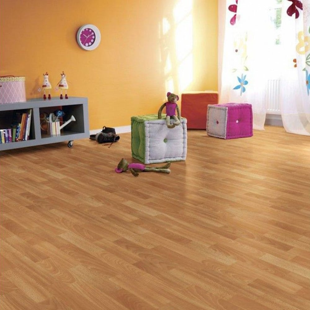 Manchester Cherry Flooring: Urban Cherry 7mm Laminate Flooring