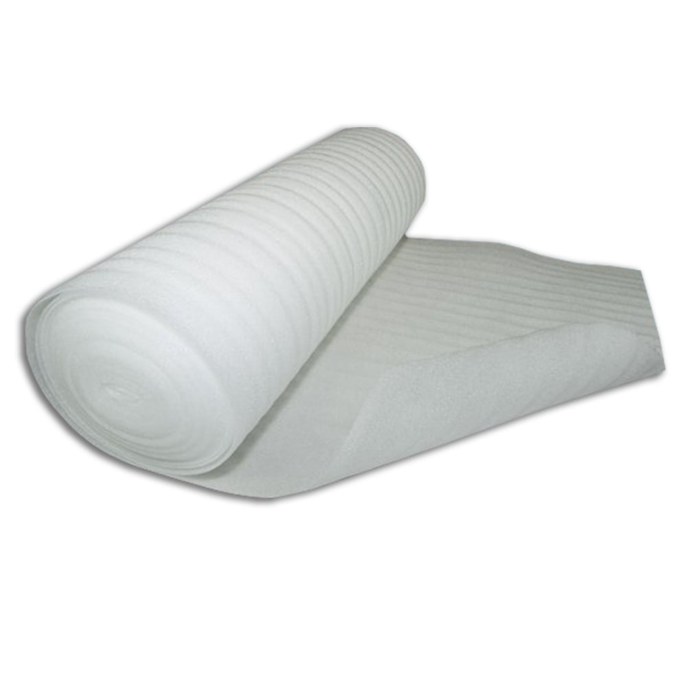 White Foam Underlay 25m2 Laminate Flooring Underlay