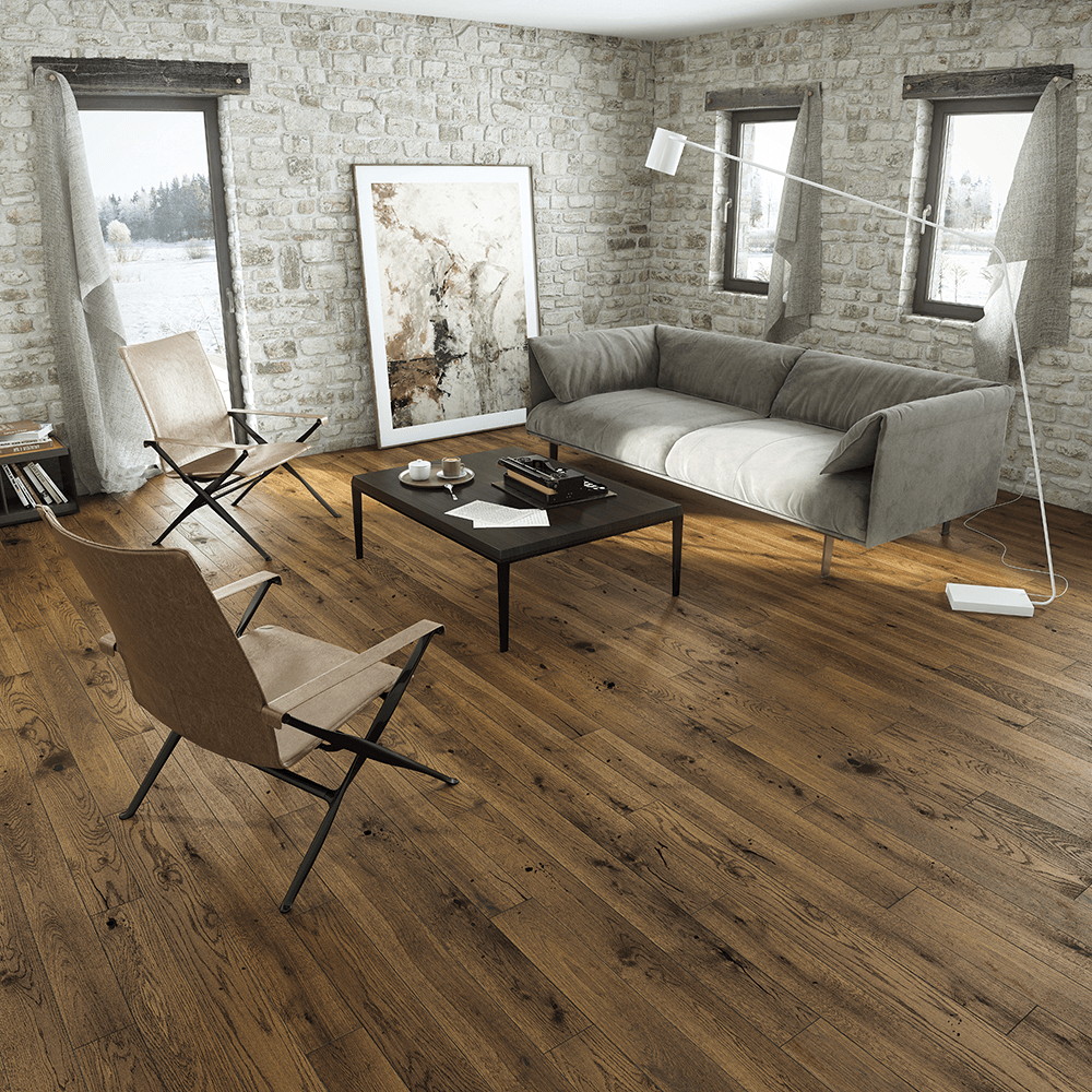 Woodland Click 14mm Engineered Wood Flooring Country