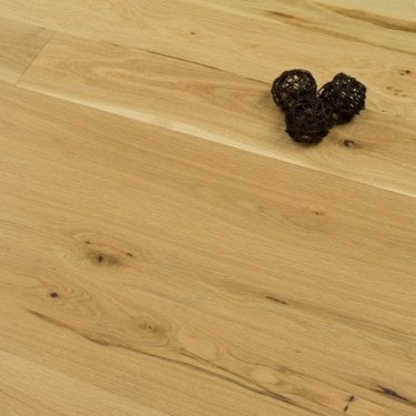 Woodland Click - 14mm Engineered Wood Flooring - Oak Brushed and Oiled